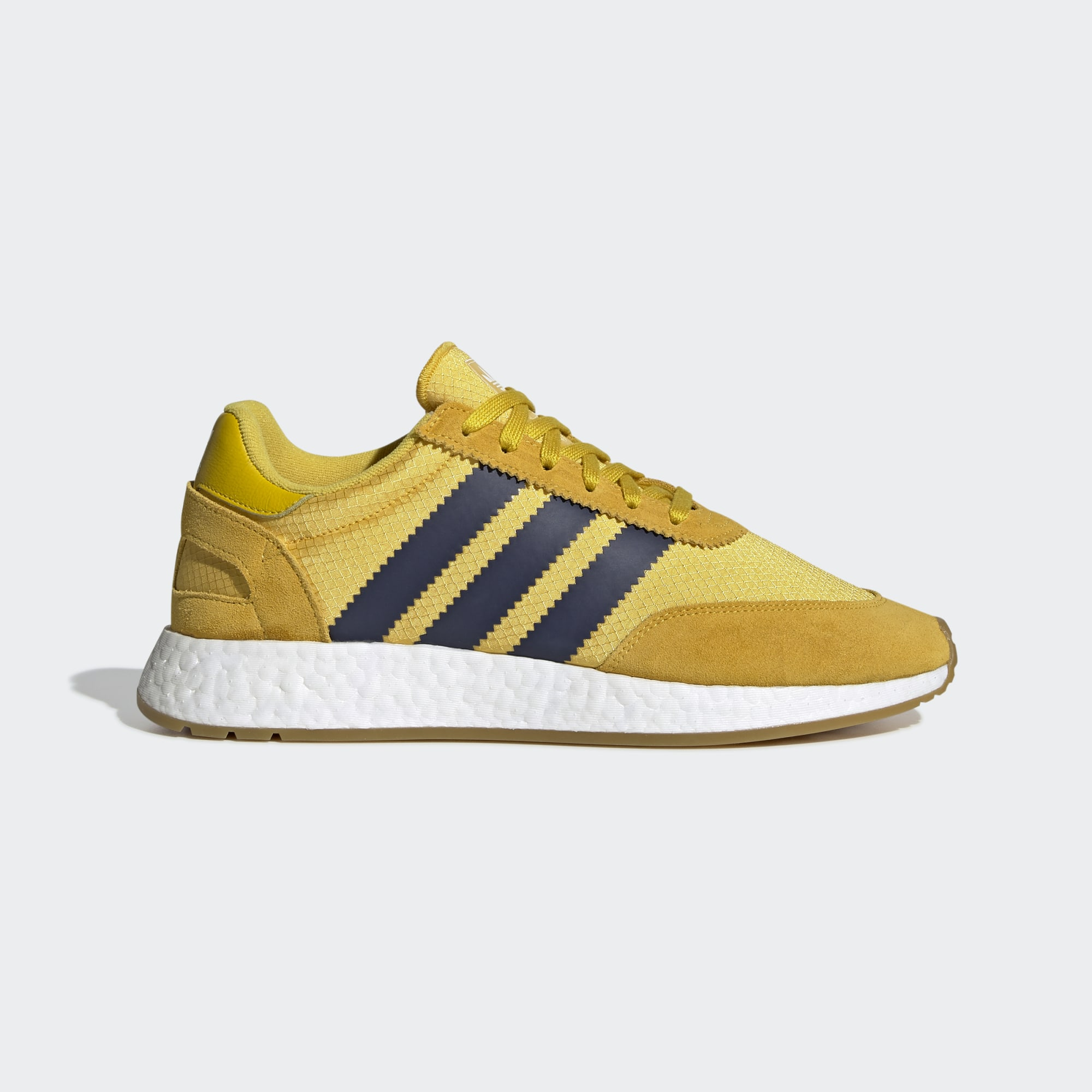Adidas I-5923 Shoes - Tribe Yellow / Night Indigo / Gum