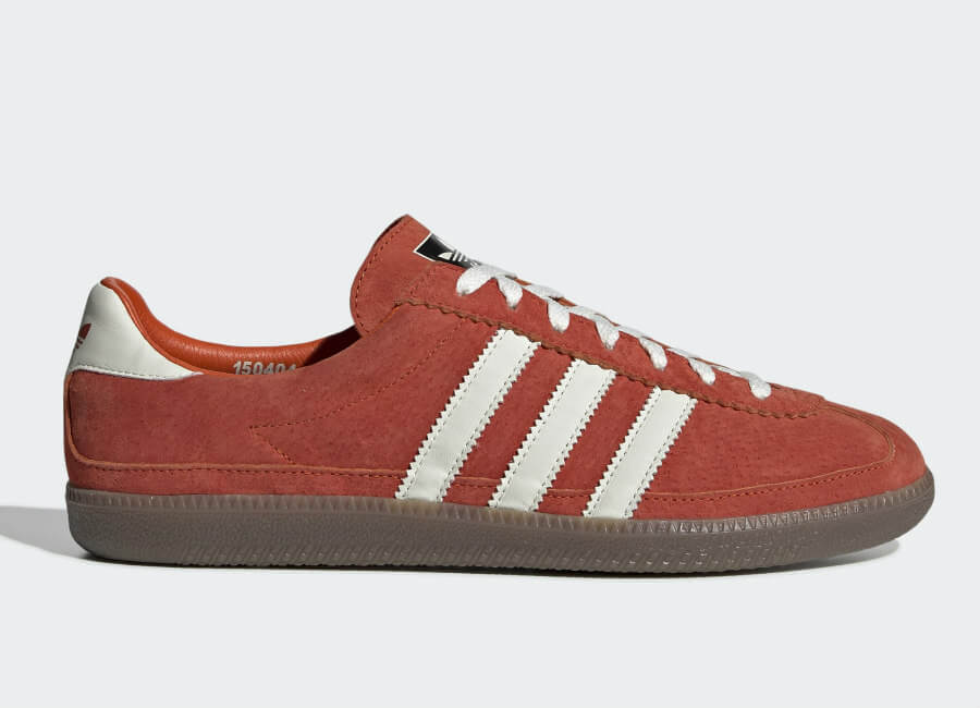 Adidas Whalley Spzl Shoes - Red / Off White