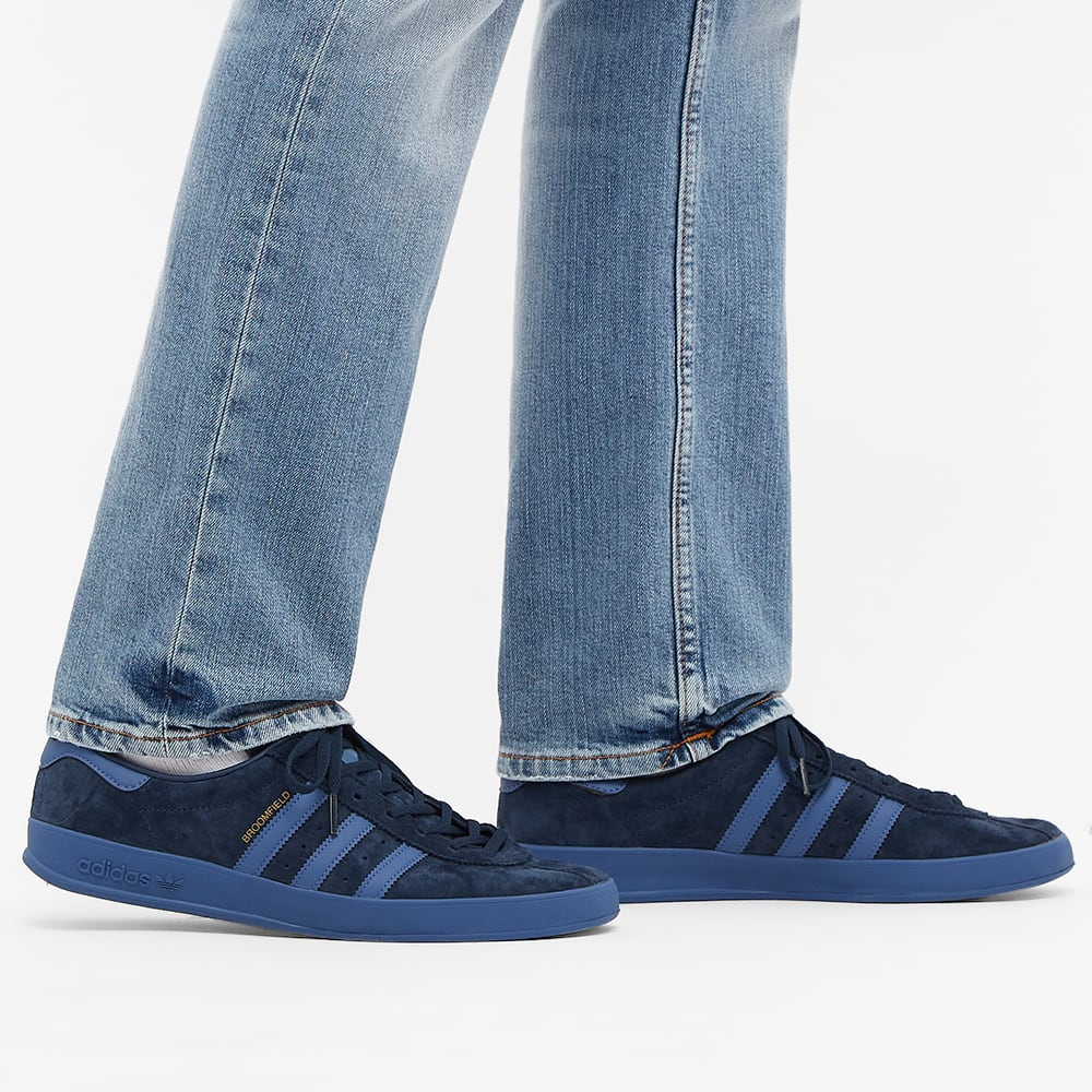Adidas Broomfield - Navy / Blue / Gold