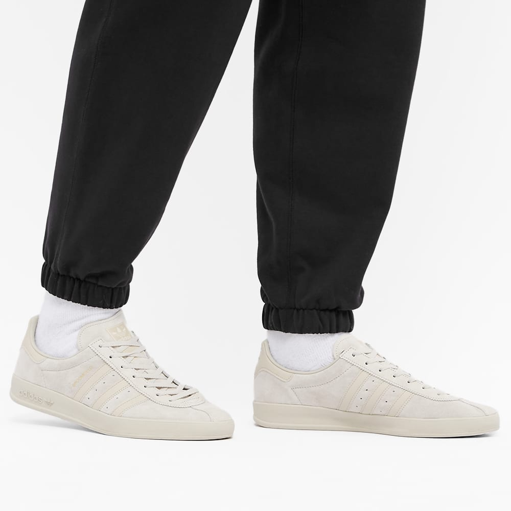 Adidas Broomfield - Raw White / Brown / Gold