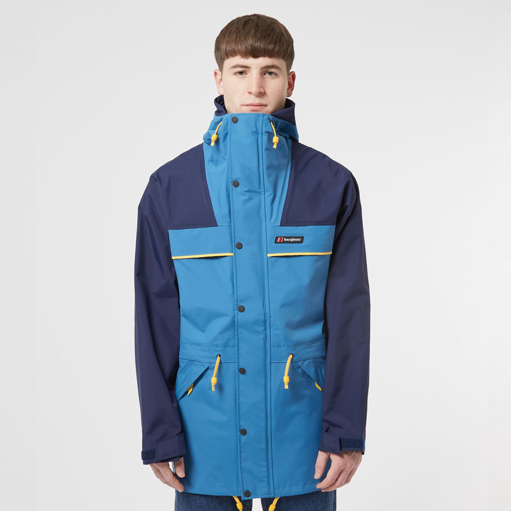 Berghaus Tempest '89 Waterproof Jacket - Blue
