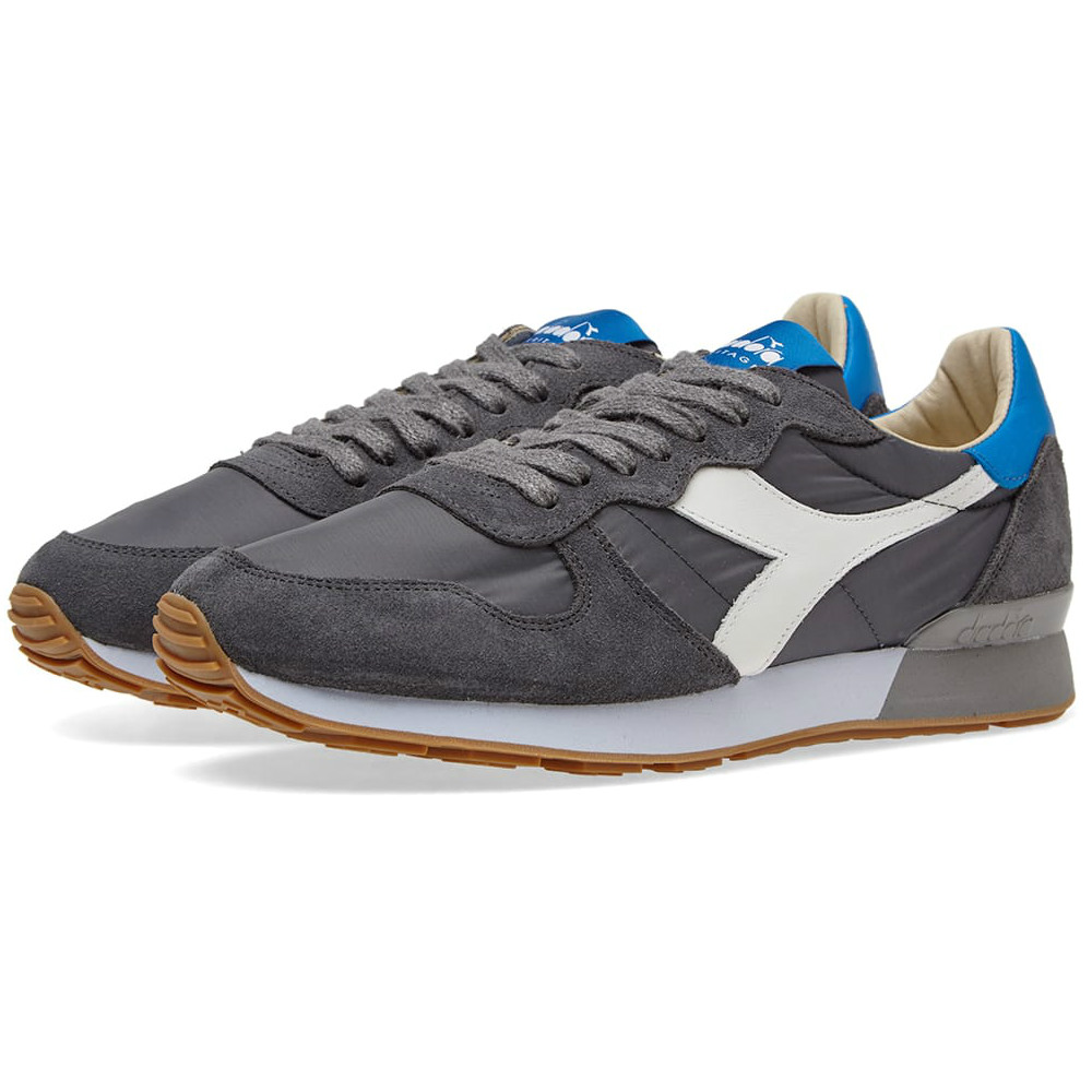 Diadora Camaro - Made In Italy - Steel Grey