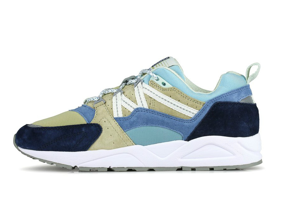 Karhu Fusion 2.0 Monthless - Moonlight Blue / Pale Olive Gree