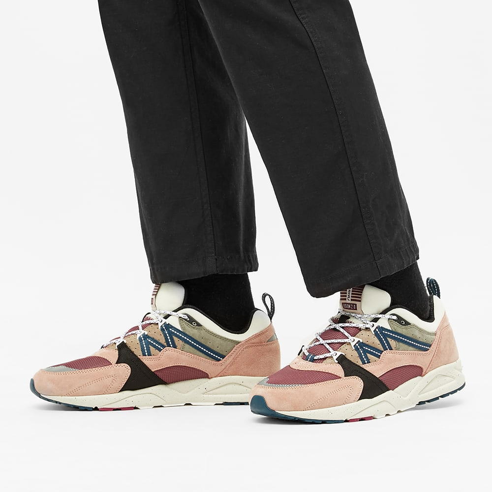 Karhu Fusion 2.0 - Misty Rose  / Reflecting Pond