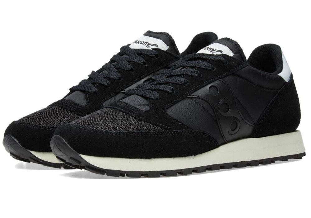 Saucony Jazz Original Vintage - Black
