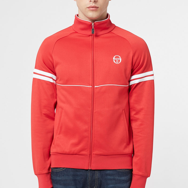 Sergio Tacchini Orion Track Top - Red