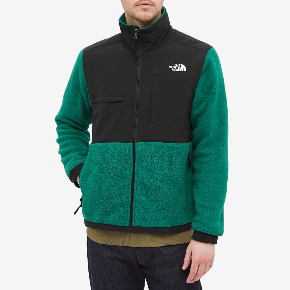 The North Face Denali 2 Fleece Jacket - Evergreen