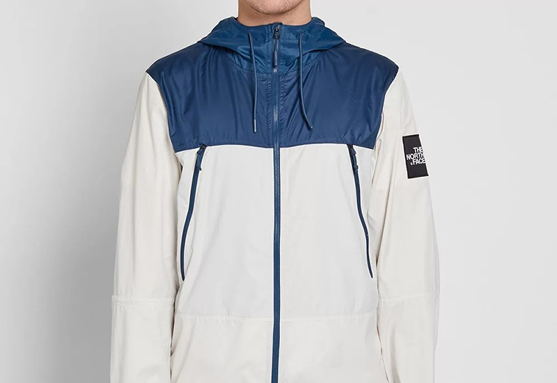 The North Face 1990 Seasonal Mountain Jacket - Blue Wing Teal / Vintage White
