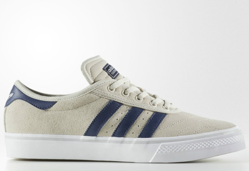 Adidas Adiease Premiere - Clear Brown / Collegiate Navy / Footwear White