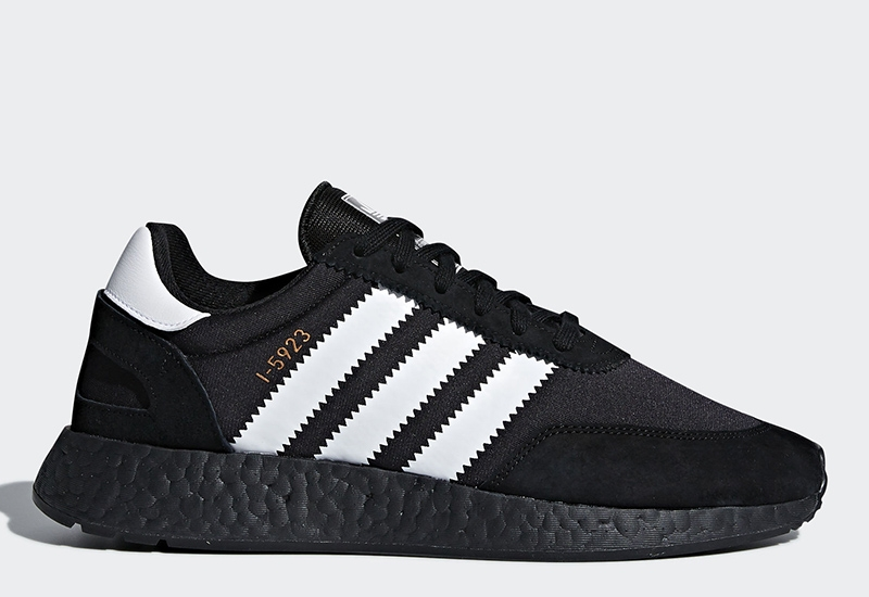 Adidas I-5923 - Core Black / Ftwr White / Copper Metallic