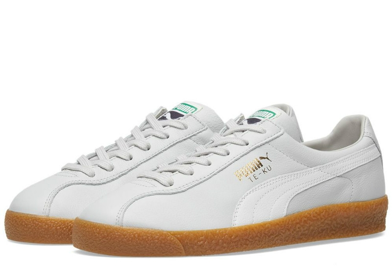 Puma Te-Ku Leather - Grey