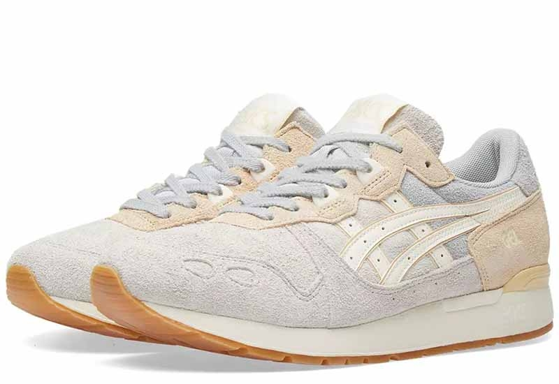 Asics Gel Lyte - Glacier Grey / Cream