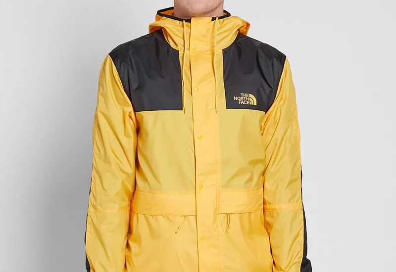 The North Face 1985 Seasonal Celebration Jacket - Tnf Yellow / Tnf Black