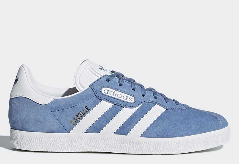 Adidas Gazelle Super Essential - Trace Royal / Ftwr White / Crystal White