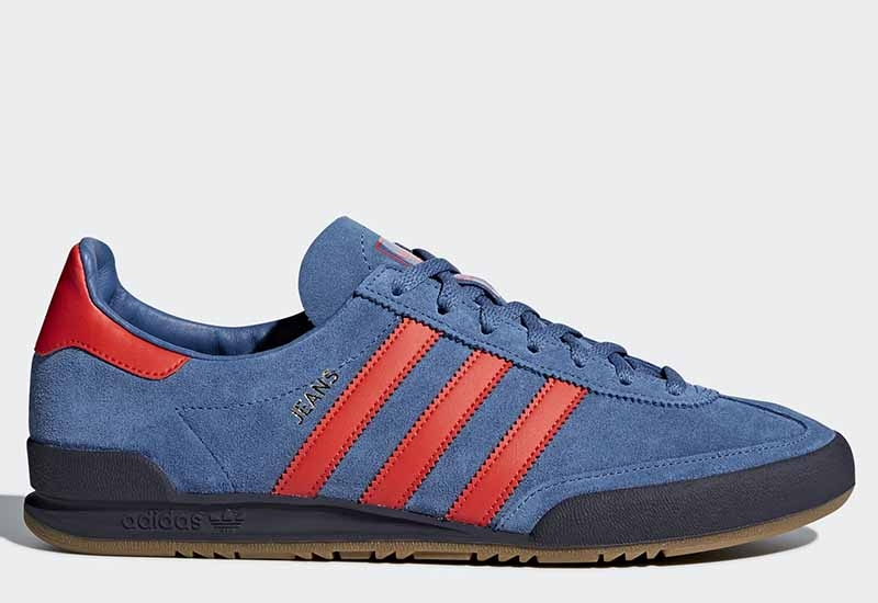 Adidas Jeans - Trace Royal / Hi-Res Red / Noble Ink