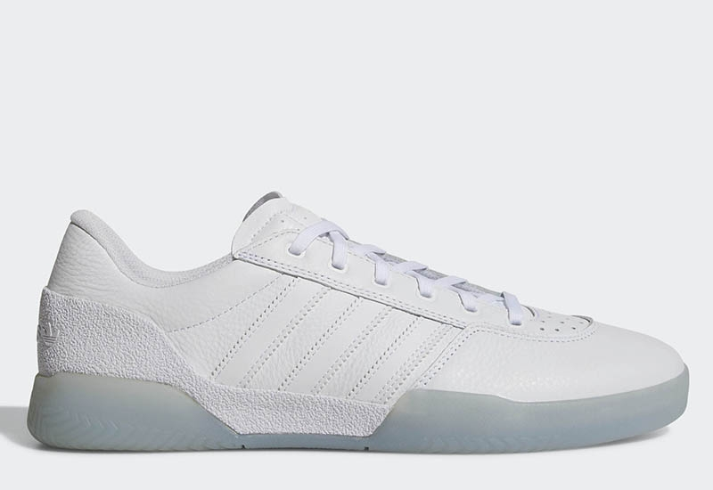 Adidas City Cup - Ftwr White / Ftwr White / Gold Metallic