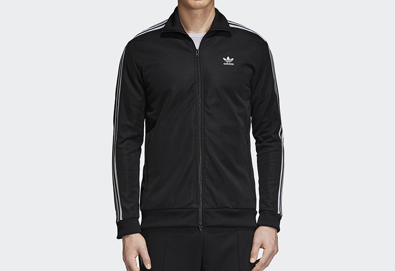 Adidas Bb Track Jacket - Black
