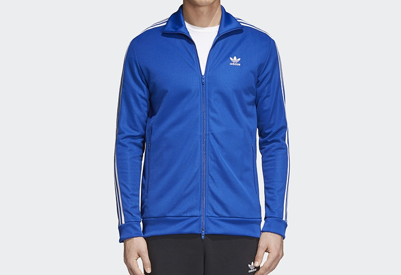 Adidas Bb Track Jacket - Collegiate Royal