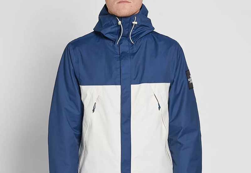 The North Face 1990 Mountain Jacket - Blue Wing Teal / Vintage White
