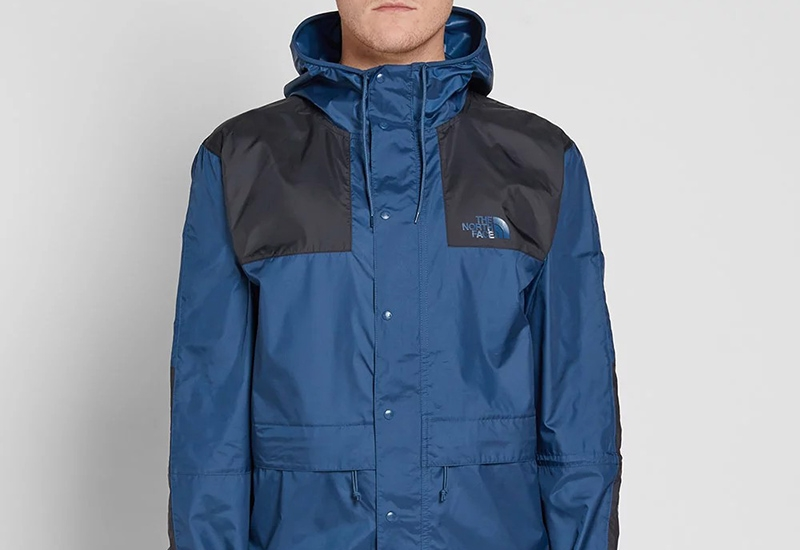 The North Face 1985 Seasonal Celebration Jacket - Blue Wing Teal