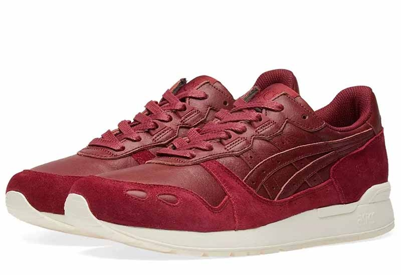 Asics Gel Lyte Gentleman Pack - Biking Red