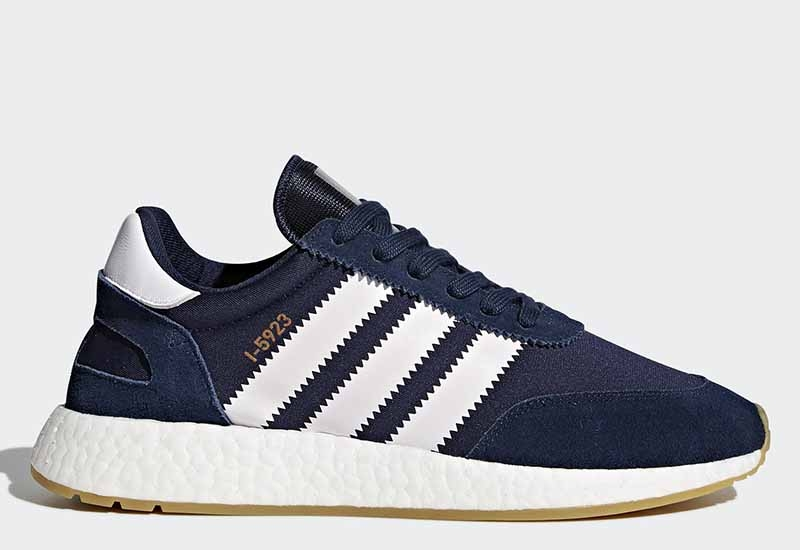 Adidas I-5923 - Collegiate Navy / Footwear White / Gum