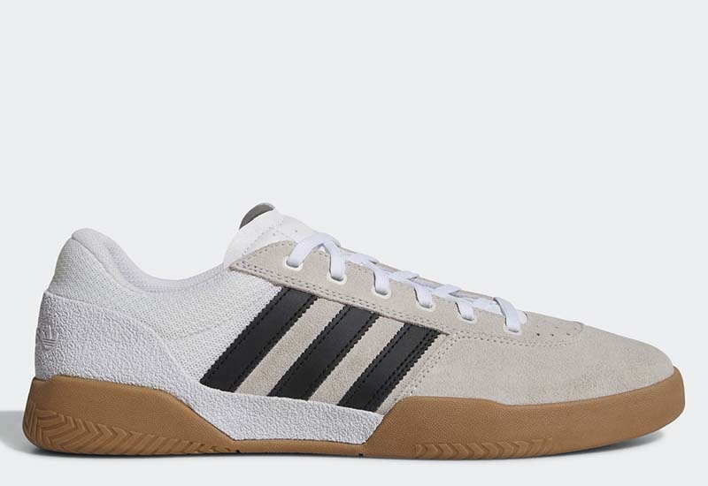 Adidas City Cup - Ftwr White / Core Black / Gum