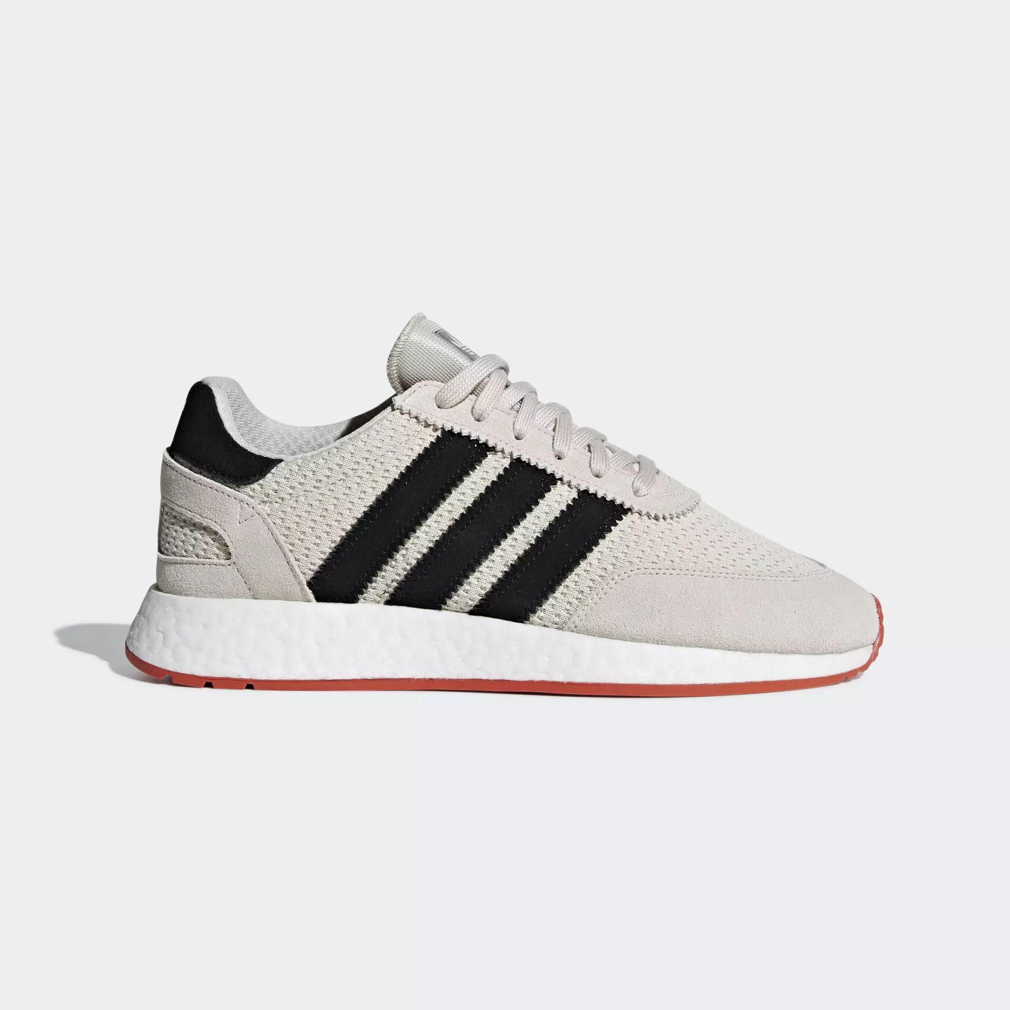 Adidas I-5923 Shoes - Clear Brown / Core Black / Raw Amber