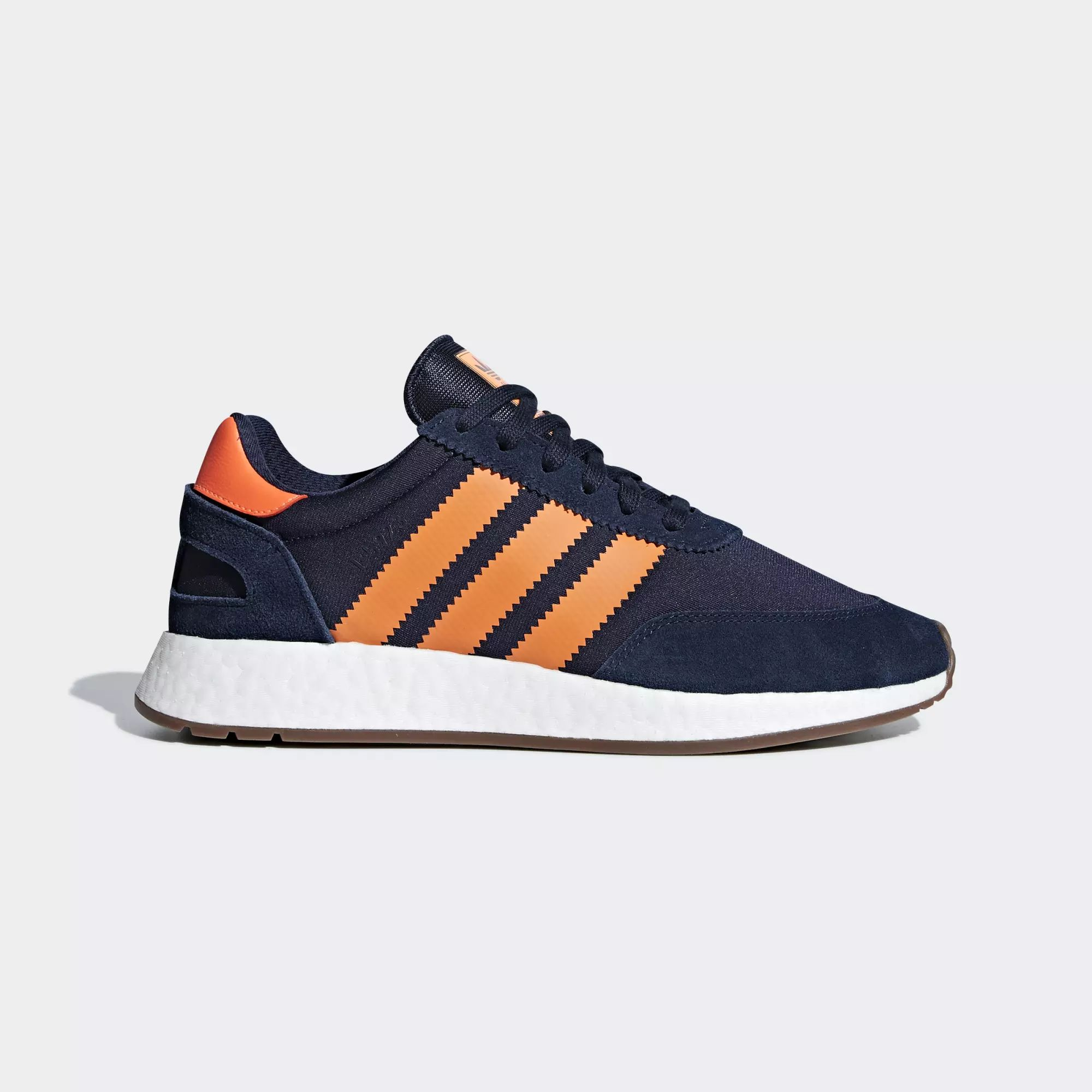 Adidas I-5923 Shoes - Collegiate Navy / Gum5 / Grey Five