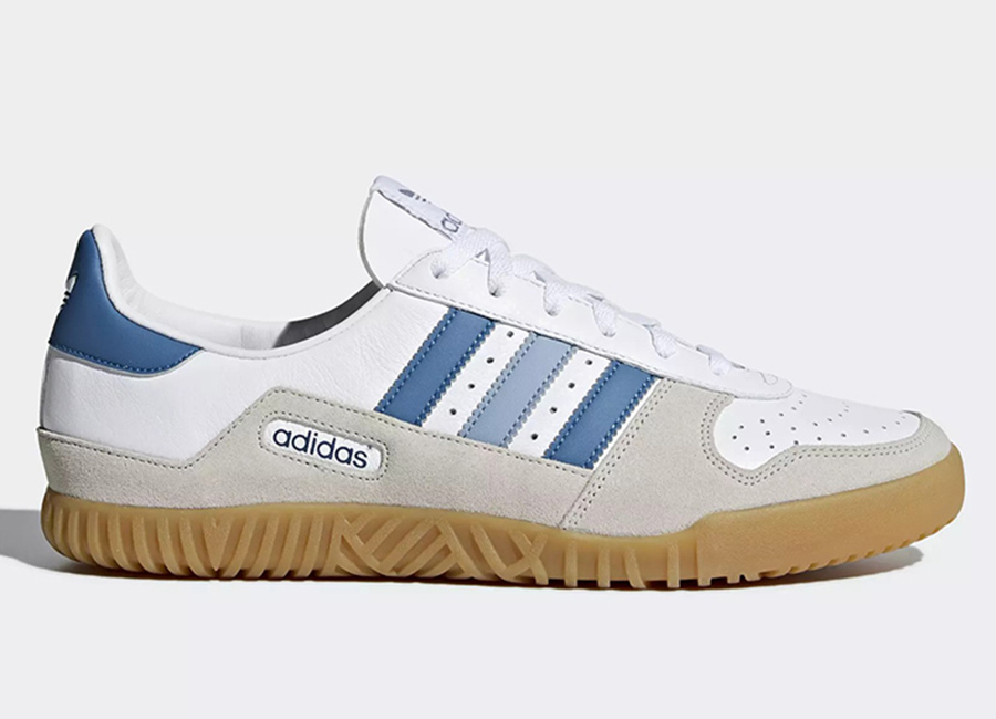 Adidas Indoor Comp Spzl Shoes - Ftwr White / Supplier Colour / Clear Brown