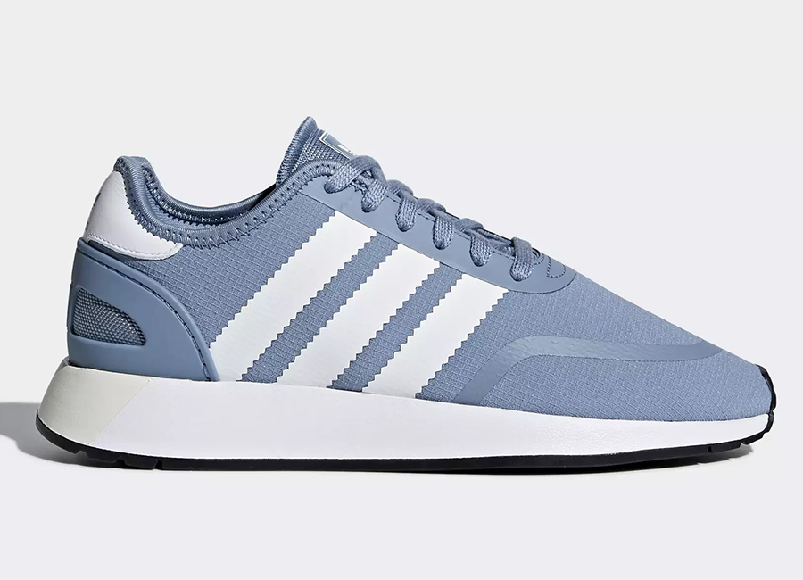 Adidas N-5923 Shoes - Raw Grey / Ftwr White / Core Black