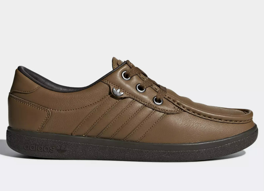 Adidas Punstock Spzl Shoes - Timber / Timber / Supplier Colour