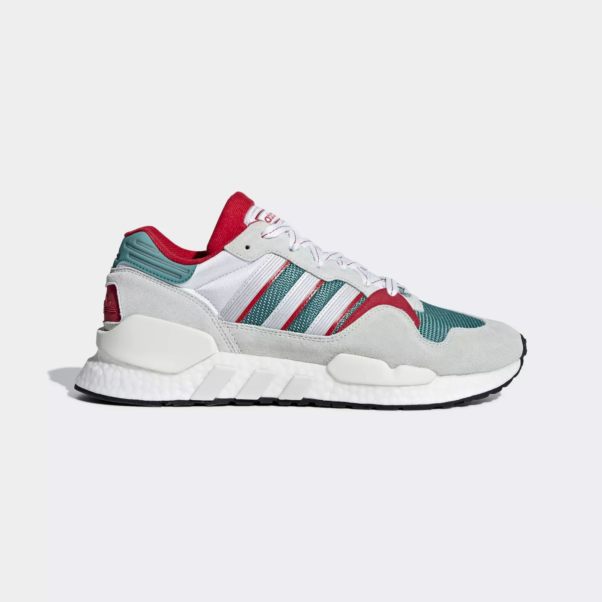 Adidas ZX930XEQT Shoes - Silver Met / Future Hydro / Ash Silver
