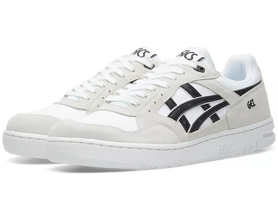 Asics Gel-Circuit - White / Black