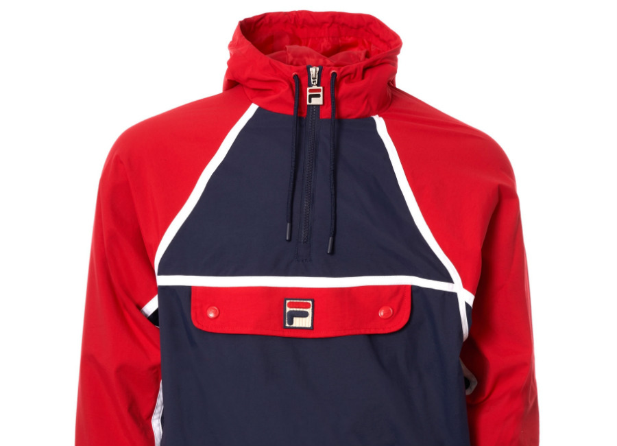 Fila Astor Batwing Jacket - Peacoat