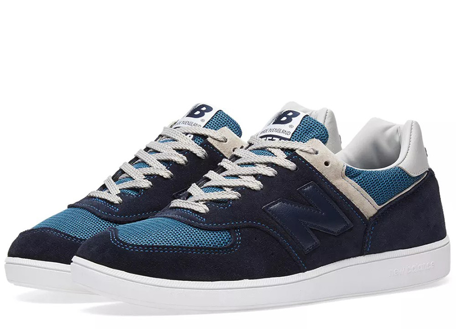 New Balance CT 576 Made In England - Navy