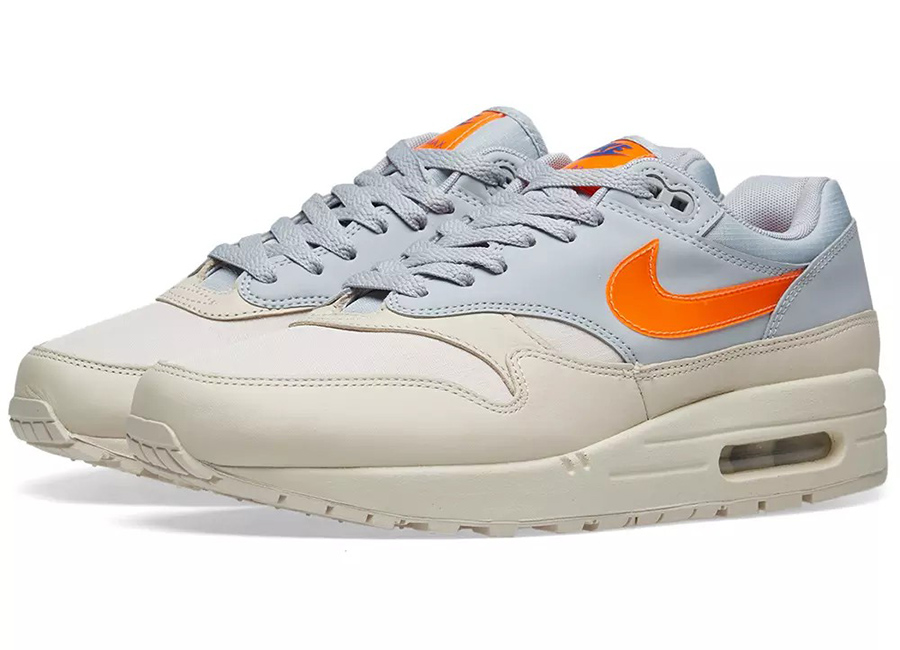 Nike Air Max 1 - Desert Sand / Orange / Grey