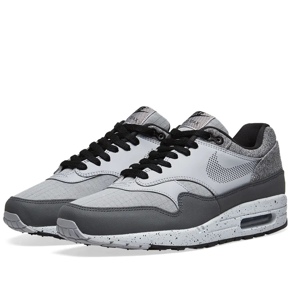 Nike Air Max 1 Se - Grey / Anthracite / Black