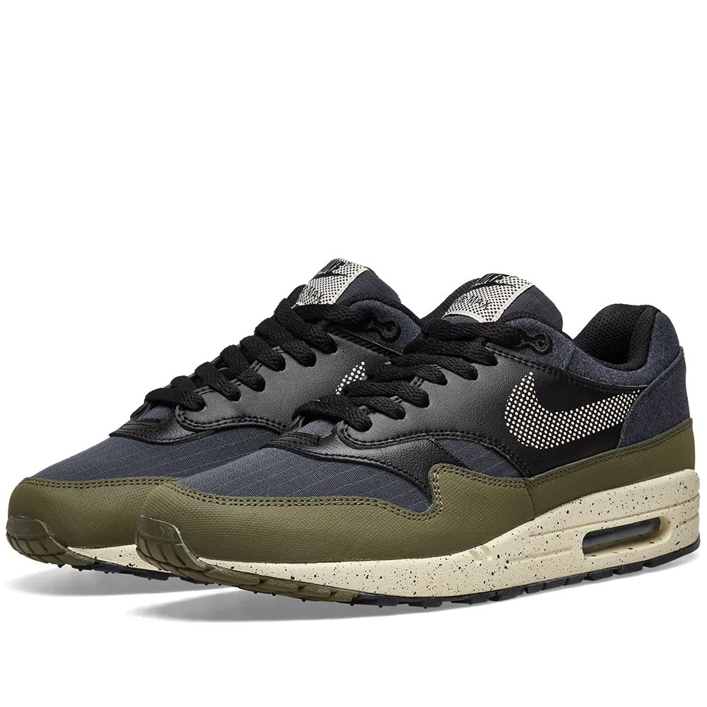 Nike Air Max 1 Se - Olive / Cream / Black