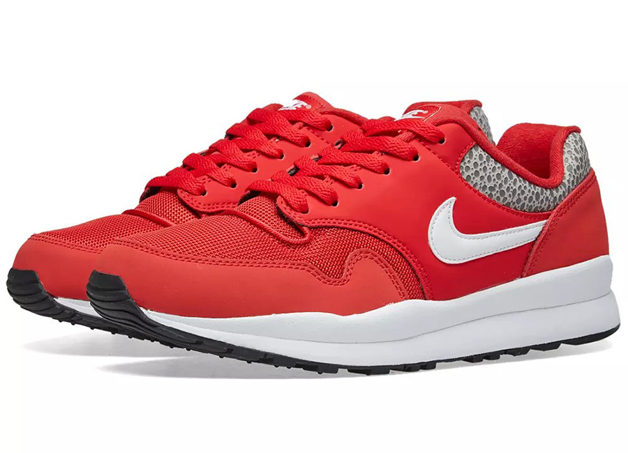 Nike Air Safari - University Red / White / Black