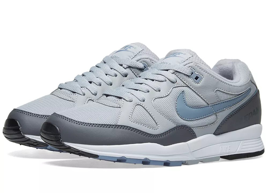 Nike Air Span II - Grey / Slate / Anthracite