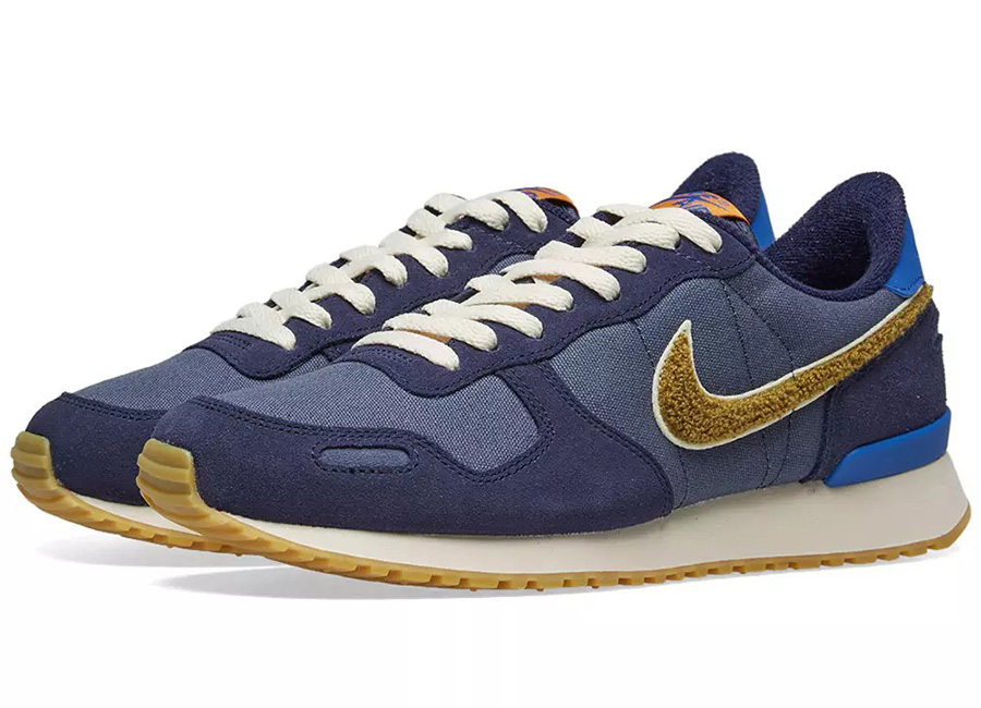 Nike Air Vortex SE - Blue / Green / Cream / Grey
