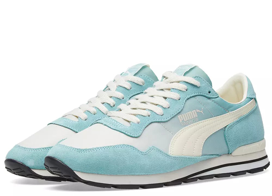Puma Rainbow OG - Blue Flower / Aquifer / White