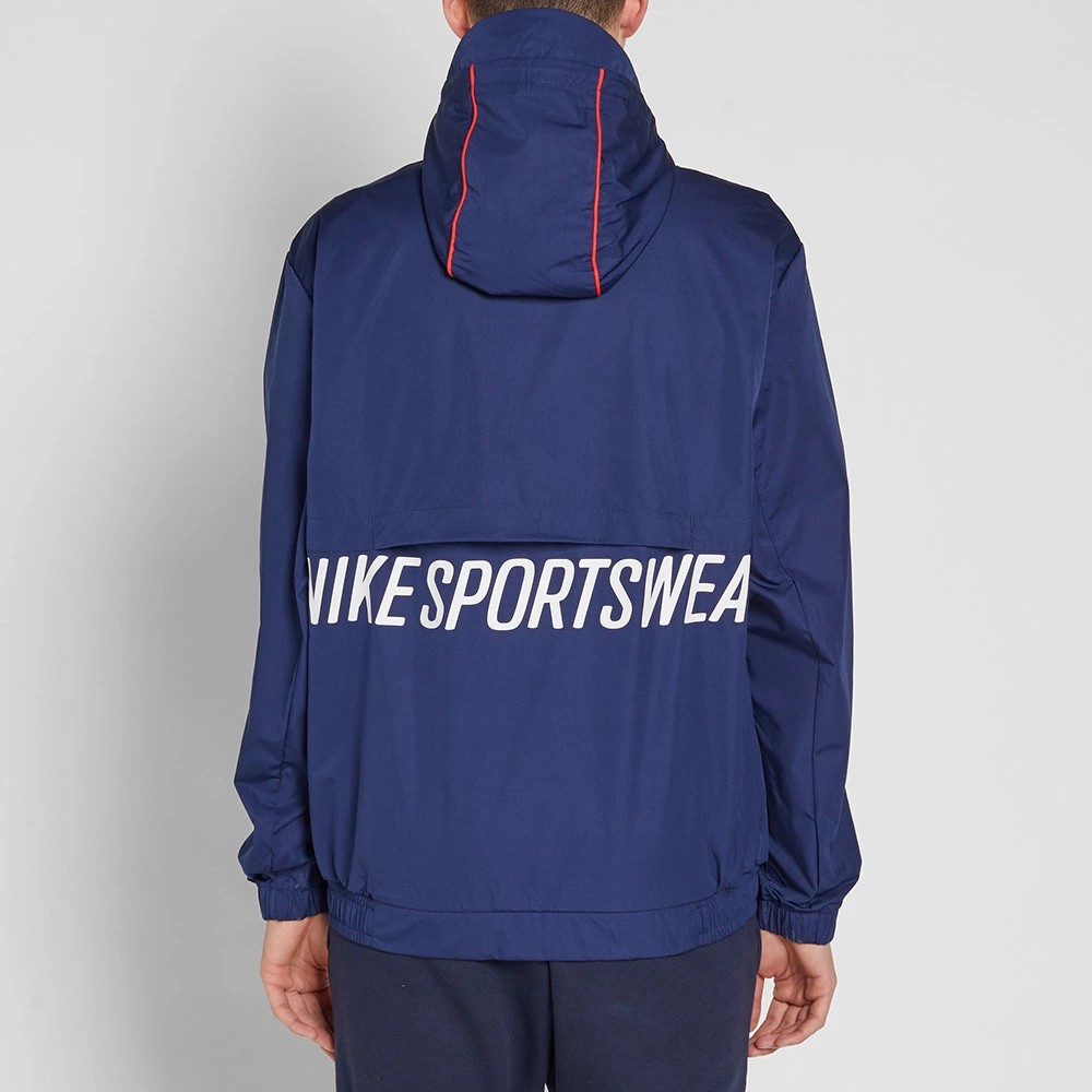 818525ba24e8 ... Click to enlarge image  nike archive hooded jacket binary blue red white gh.jpg ...